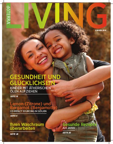 doTERRA Living Magazin